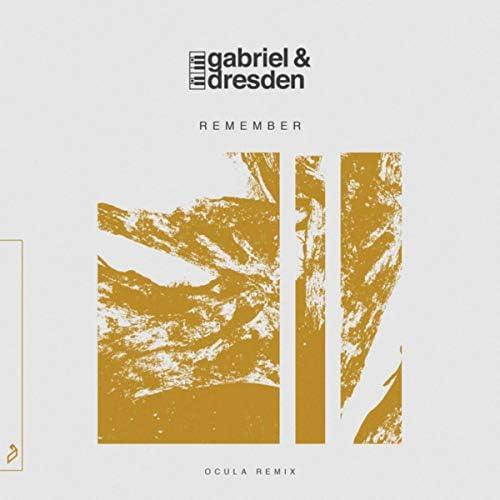Gabriel & Dresden & OCULA feat. Centre