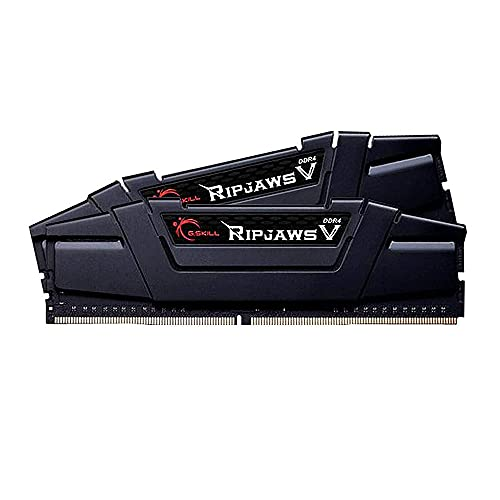G.Skill 16GB DDR4 16GB DDR4 3200MHz memory module - memory modules (DDR4, PC/server, 2 x 8 GB, Black)