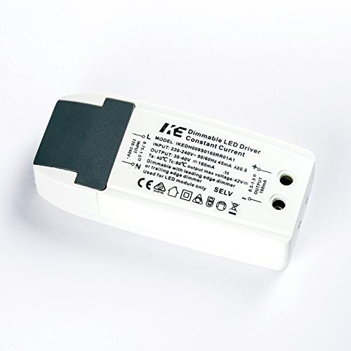 LED Driver IKE IKEDH009S0160RR01A1 30-40V 160mA Treiber Trafo Transformator