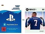 PSN Guthaben-Aufladung für FIFA 22 Ultimate | Download Code - deutsches Konto