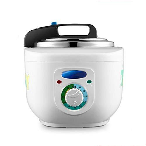 YFGQBCP Robot Cocina Olla de presión 3.5l Nutrición Olla Arrocera, Inteligente Multifuncional presión Cocina eléctrica, Totalmente sellada Estado, de Alivio de presión dinámica Anillo