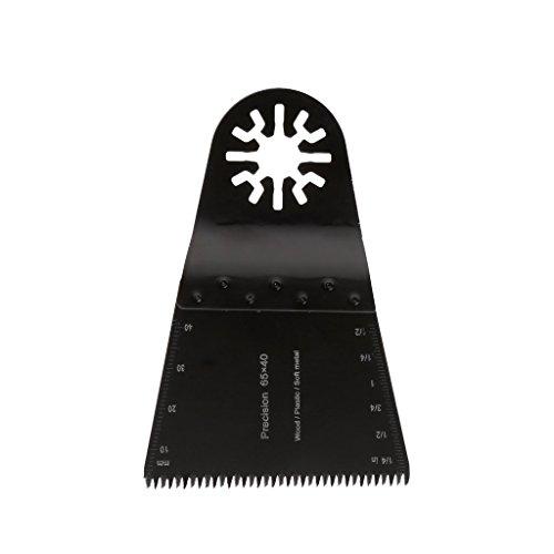 ZChun 1 stuk 65 mm standaard oscillerend multitool zaagblad voor fijne Dremel Makita