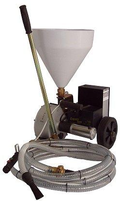 MP 60–Maschine Schlauchpumpe variablem Fluss-Arbeiten von Verfugen, Putzarbeiten, Injektion und Spritzer von Inert nicht Shaker