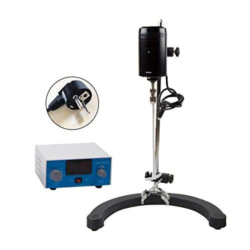 Elektrischer Rührer-Mischer-Laborelektrischer Mischmaschine LCD-Schirmkapazität 50-250L, 120W, 0-3000RMP justierbar