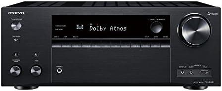 ONKYO TX-NR686 AVレシーバー 7.2ch/Bluetooth/ハイレゾ対応 ブラック TX-NR686(B)