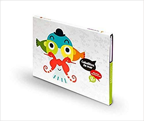 Caballitos de mar (Infantil 2º Ciclo) (¿Lo ves?) - 9788426391834