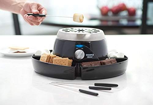 Sharper Image Electric S'Mores Maker