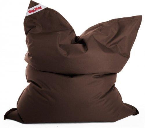 SITTING POINT only by MAGMA Sitzsack Brava Big Bag 130x170cm braun
