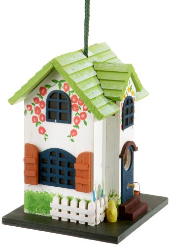 """Elmato 10838 Vogelhaus """"Summer Bird"""", Dach zum Öffnen - 2"""