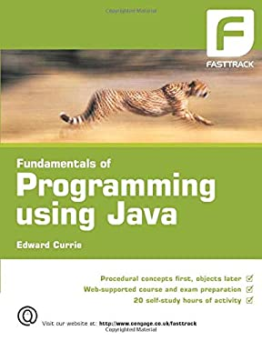 Fundamentals of Programming Using Java (FastTrack)