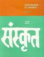 introduction to sanskrit egenes