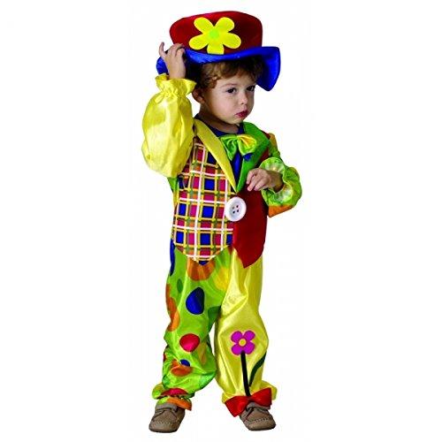 Costume clown bambino 3 à 4 ans