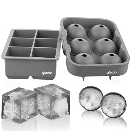 glacio best ice cube trays