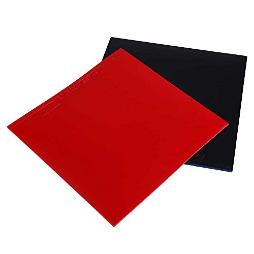 Discover Bargain gattop 2Pcs Ping Pong Paddle Rubber Cover, Table Tennis Rubber Protector Sheet, Tab...