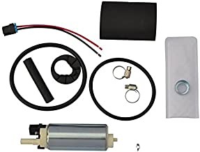 MUCO E3270 Electric Fuel Pump & Install Kit Fit Chevy Volvo Buick Cadillac GMC Pontiac