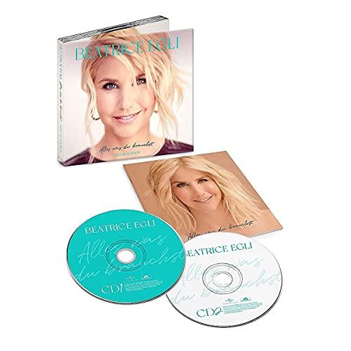 Alles was du brauchst - 2CD Deluxe Edition (inkl. Bonus CD mit 12 Party Remixen)
