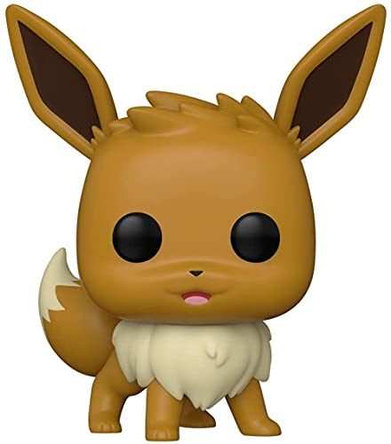 ¡Funko Pop! Juegos: Pokemon - Eevee Vinyl Figura