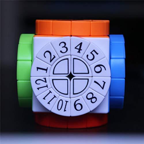 LBYSK Extranjero Time Machine Estructura de Cubo Compuesto Relajante Desarrollo Regalo Educativo del Juguete Cerebro tetraédrica de diversión descompresión Ocio de los niños Juguete Liso