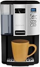 Cuisinart DCC-3000P1 12-Cup Programmable Coffee Maker Coffeemaker, Black
