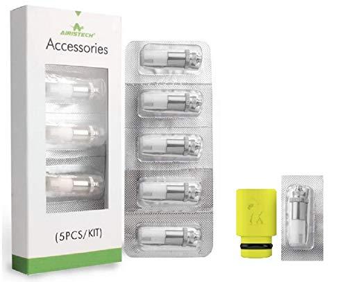 タッチコイル Q1 Dip Coil 電子タバコ Vape ヴェポライザー wax Airistech airis 8 ワックス専用 アイリステック ディップ 交換用 プレゼント品 交換用コイル ドリップチップ付き