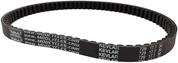 V-Belt KEVLAR CVT Drive Belt 729 17.7 30 fits GY6 4 stroke 49cc 50cc Long-Case Scooter Motorcycle