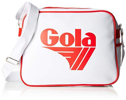 Gola Classic Redford Messenger Nag, Red and White