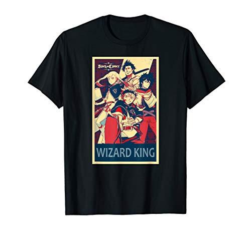 Vintage Clover Black Graphic for men women T-Shirt