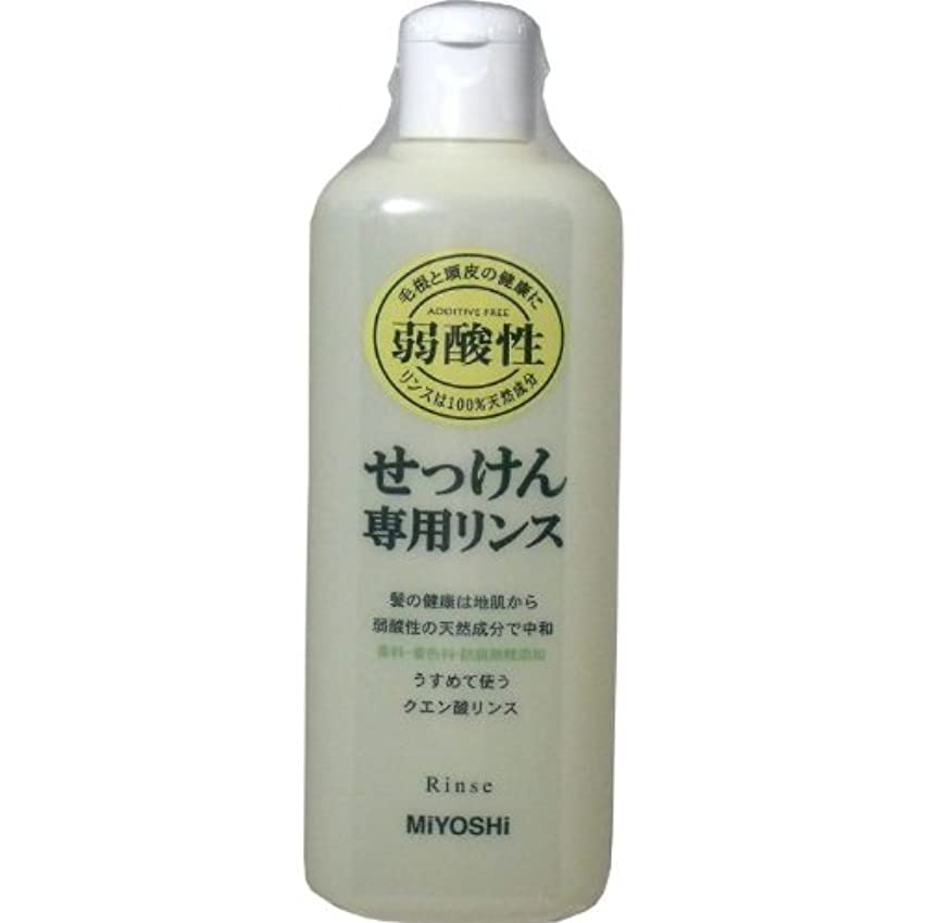 粘土服を着る耐えられる髪の健康は地肌から、弱酸性の天然成分で中和!!香料、防腐剤、着色料無添加!うすめて使うクエン酸リンス!リンス 350mL【2個セット】