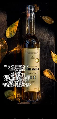 Whiskila - Whisky and Tequila Blend