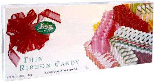 Sevigny's Thin Ribbon Candy 7oz. Box