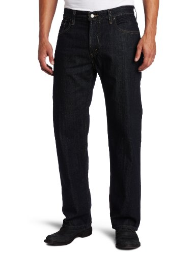 Levi's Men's 559 Relaxed Straight Fit Jean, Tumbled Rigid, 34x32