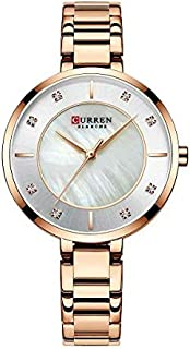 Curren Dress Watch For Women Analog Stainless Steel - C9051L-3