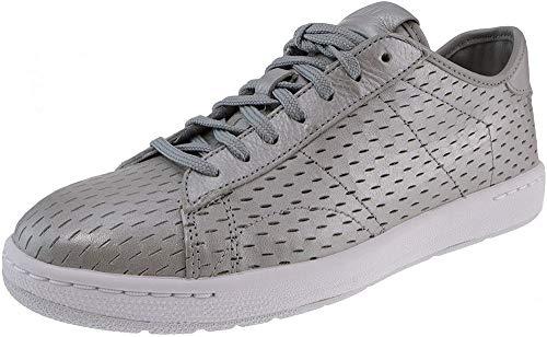 Nike Classic Ultra Premium da Schuhe, Scarpe da Tennis Donna, Argento (Metallic Silver/Metallic Silver), 42.5 EU