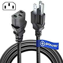 T POWER (4 FT) Long 3 Prong AC Power Cord Compatible with Instant Pot Pressure Cookers, Rice Cookers, Soy Milk Makers, and Other Kitchen Appliances Power Cord Model PC-WAL1 (3pin)