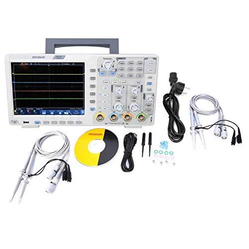 Osciloscopio táctil digital de 8 bits para la industria con múltiples interfaces (normas europeas, traducción)
