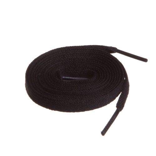 Top 10 best selling list for flat shoe lace black