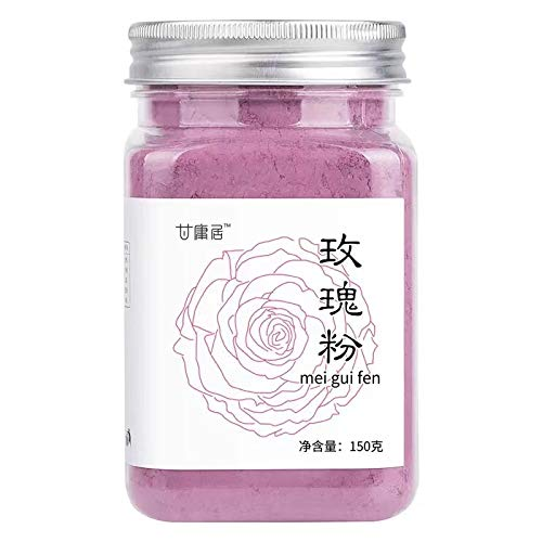 Pure rose powder 5.29 oz(150g)Edible petal grinding