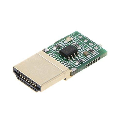 BIlinli HDMI-Dummy-Stecker Headless Ghost Fake Display-Emulator-Modul 4K 1920x1080 @ 60Hz