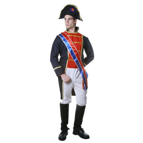 Dress Up America Costume Napoléon pour Adultes