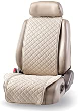 Linen Car Seat Cover, Car Seat Protector - Premium Universal Covers for Women, Men, Girls, Boys - Fits Most Cars, Truck, SUV, or Van - 1-pc