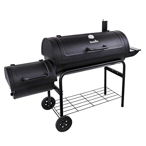 "Char-Broil Offset Smoker, 40"" - Assembly Free Grill Smokers UDS"