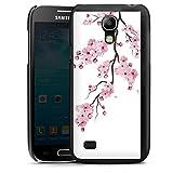 DeinDesign Coque Compatible avec Samsung Galaxy S4 Mini Étui Housse Fleurs de cerisiers Japon Asie