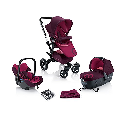 Concord 2004 S.A. NASL0943 Kinderwagenset Travel-Set Neo Air-Sleeper, Kollektion 2014, candy pink