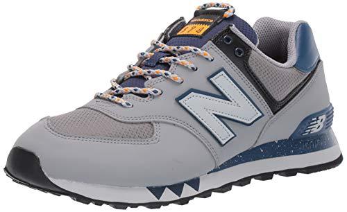 New Balance ML574V2, Zapatillas Hombre, Azulejos de Acero Marroquí, 38.5 EU
