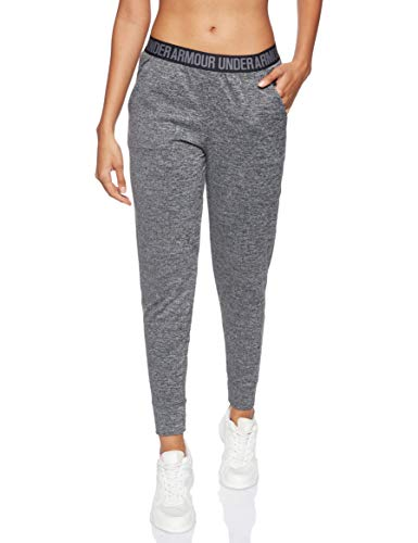 Under Armour Damen Play Up Pant-Twist Hose, schwarz (Black), SM