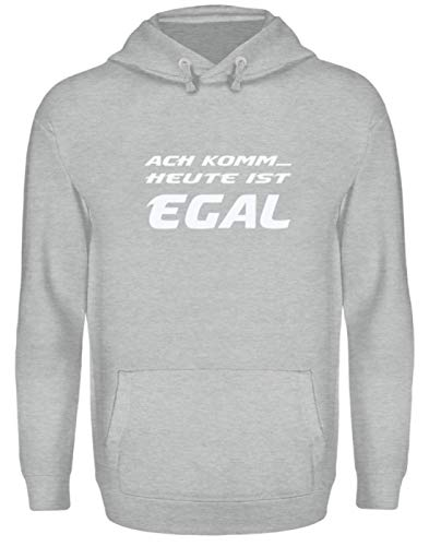 ACH Kom. Vandaag is Egal! - Feestjes, drinken, alcohol, jenever, bier, alcohol en alcohol – uniseks capuchontrui met capuchon.
