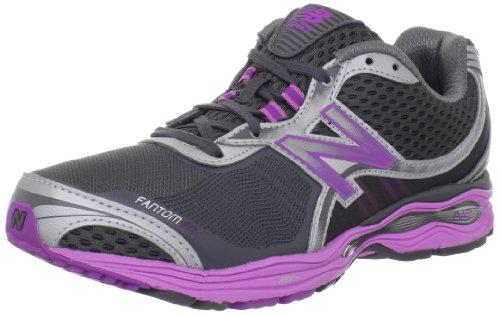 New Balance Women's Ww1765 Fitness Walking Shoe,Black/Purple,5.5 B US