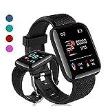 TISWAQ® D13 Smart Watch Intelligent Bracelet,ip67 Waterproof Fitness Tracker Smart Watch,Color Screen Smart