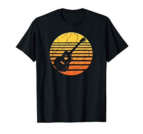 Gitarre Musiker Gitarristen Geschenk T-Shirt Herren