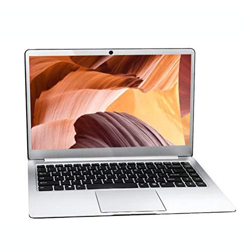 Intel J3455 Quad Core CPU, 14 Zoll Laptop Notebook, 6 GB RAM, 128 GB SSD, Windows 10 Pro Betriebssystem, Full HD IPS 1920 x 1080, Thin and Light Book, Micro Frame, D17